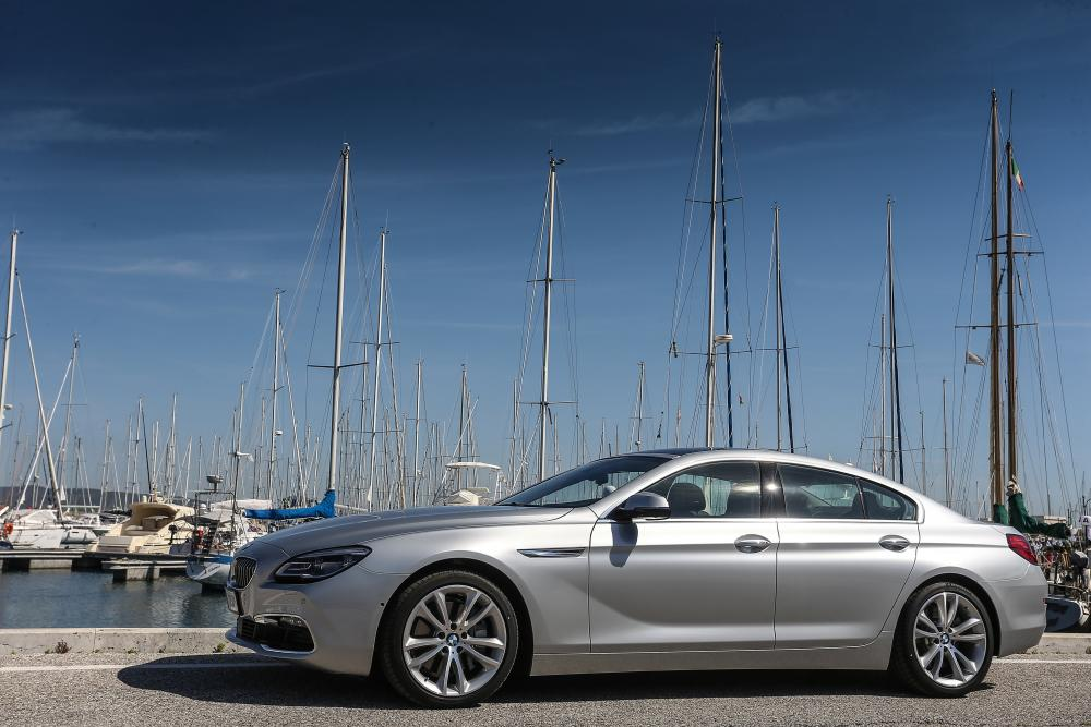 BMW 6 серия F06 рестайлинг (2015-2017) Gran Coupe