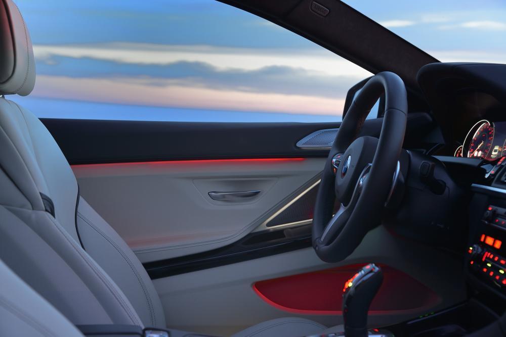 BMW 6 серия 3 поколение F12 [рестайлинг] (2015-2018) Кабриолет