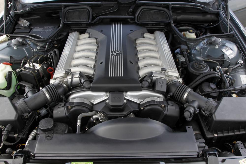 BMW 7 серия 3 поколение E38 [рестайлинг] (1998-2001) Седан двигатель