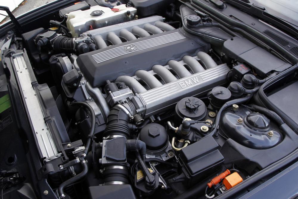 BMW 7 серия 2 поколение E32 (1986-1994) Седан двигатель