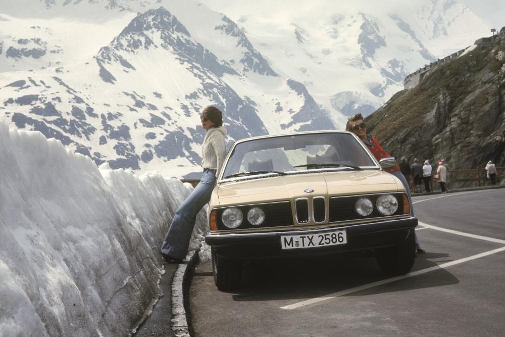 BMW 7 серия 1 поколение E23 (1977-1982) Седан