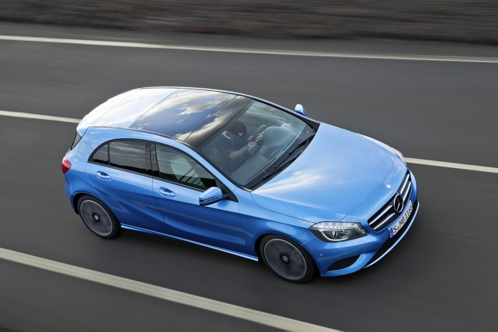 Mercedes-Benz A-Класс W176 (2012-2015) Хетчбэк 5-дв.