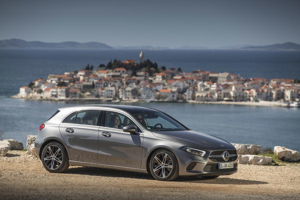 Mercedes-Benz A-Класс W177 (2018) Хетчбэк 5-дв.