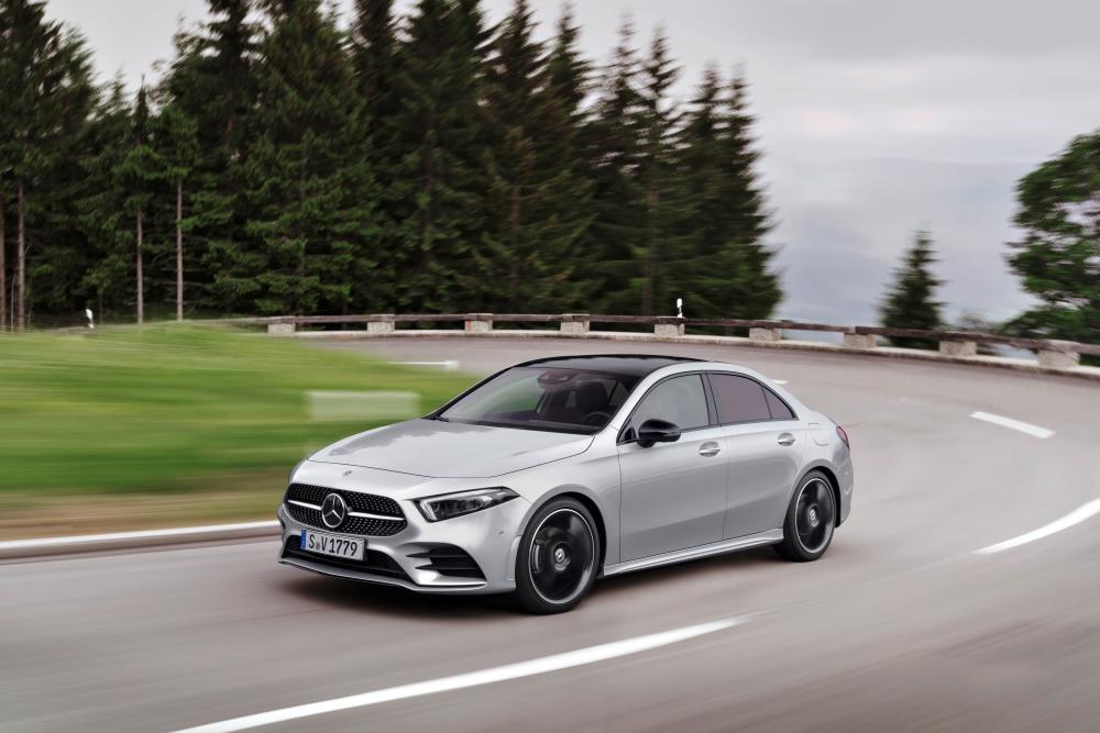 Mercedes-Benz A-Класс W177/V177 (2018) Седан