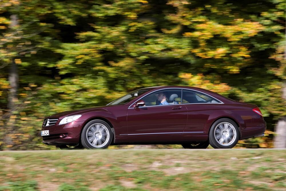 Mercedes-Benz CL-Класс C216 (2006-2010) Купе 2-дв.