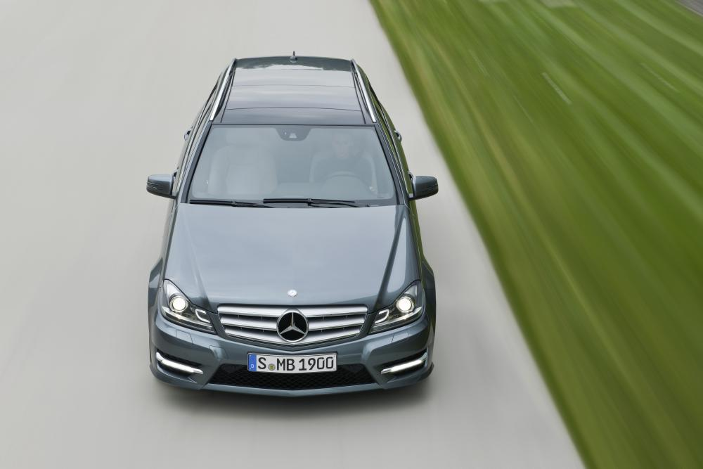 Mercedes-Benz C-Класс C204 рестайлинг универсал