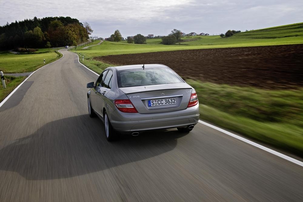 Mercedes-Benz C-Класс W204 (2007-2012) Седан 4-дв.