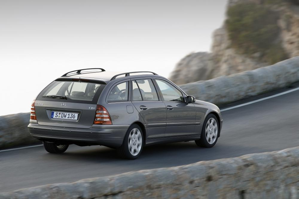 Mercedes-Benz C-Класс S203 рестайлинг (2004-2007) Универсал 5-дв.