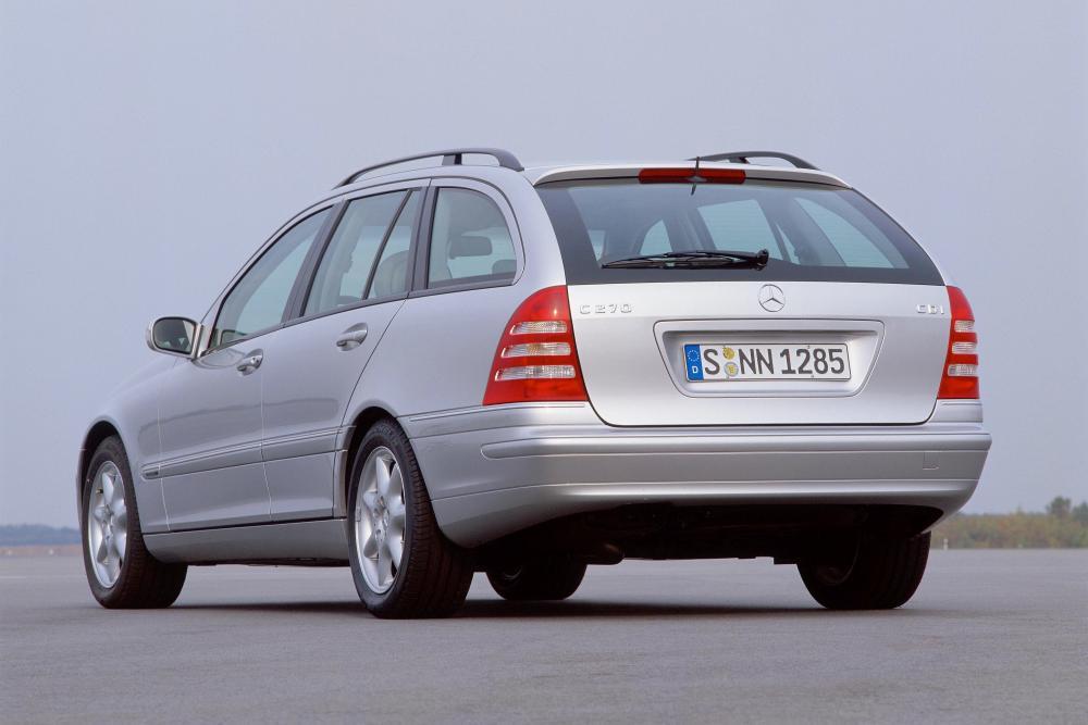 Mercedes-Benz C-Класс S203 (2001-2004) Универсал 5-дв.