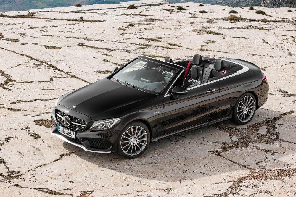 Mercedes-Benz C-Класс A205 (2014-2018) Кабриолет
