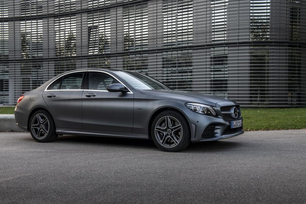 Mercedes-Benz C-Класс W205 [рестайлинг] (2018 - 2021) Седан 4-дв.