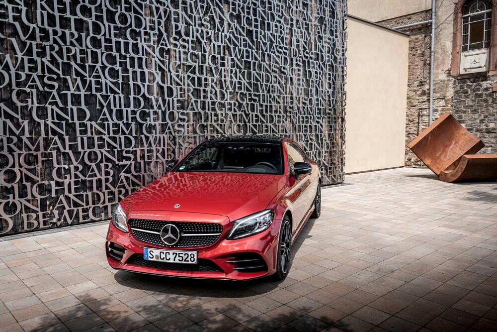 Mercedes-Benz C-Класс C205 [рестайлинг] (2018 - 2021) Купе 2-дв.