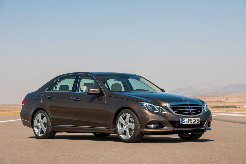 Mercedes-Benz E-Класс W212 [рестайлинг] (2013-2017) Седан 4-дв.