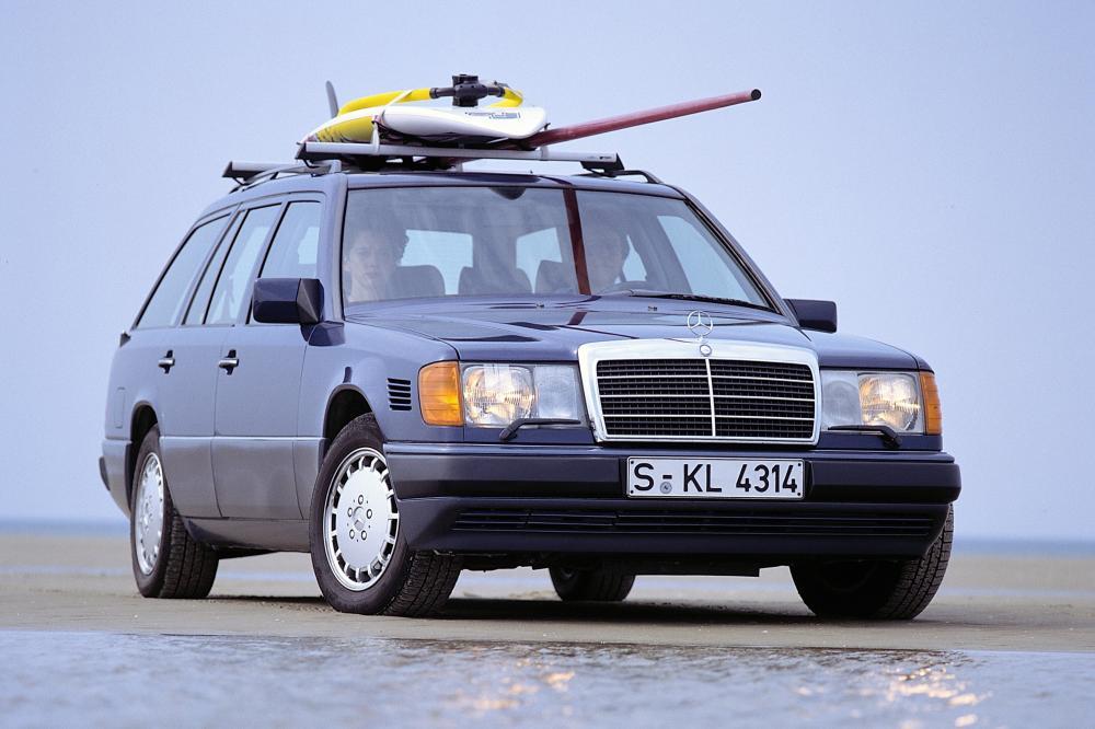 Mercedes-Benz E-Класс W124 2-й рестайлинг (1993-1997) Универсал