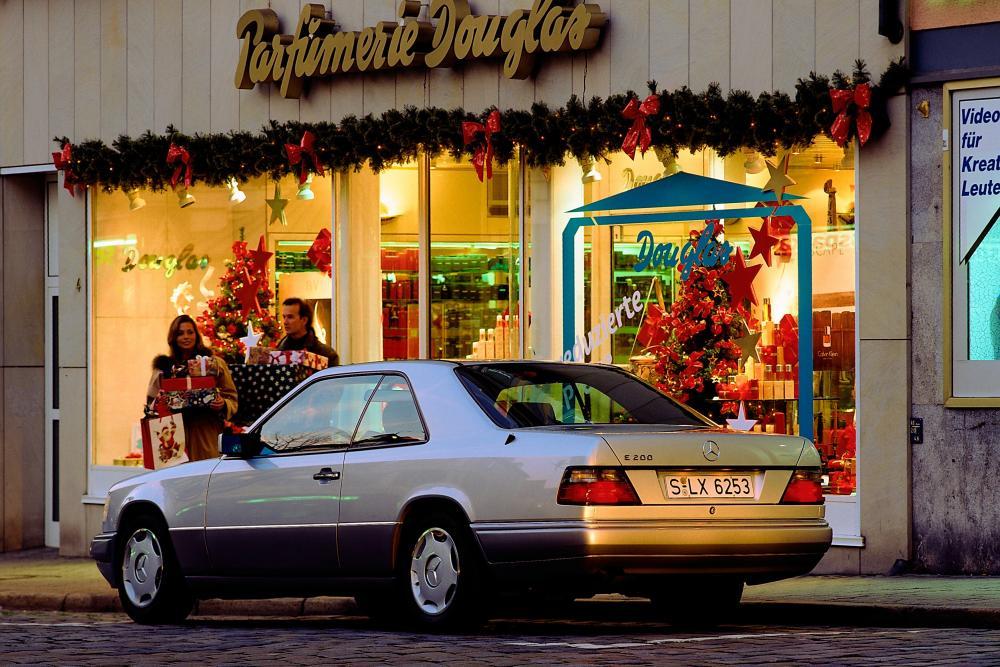 Mercedes-Benz E-Класс W124 2-й рестайлинг (1993-1997) Купе 2-дв.