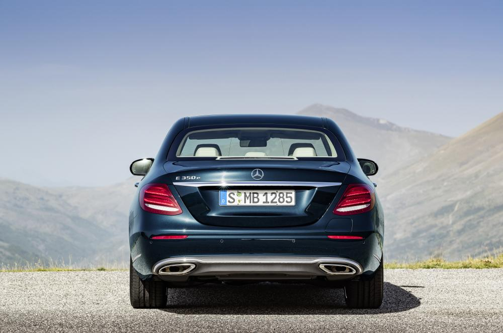 Mercedes-Benz E-Класс W213 (2016) Седан 4-дв.