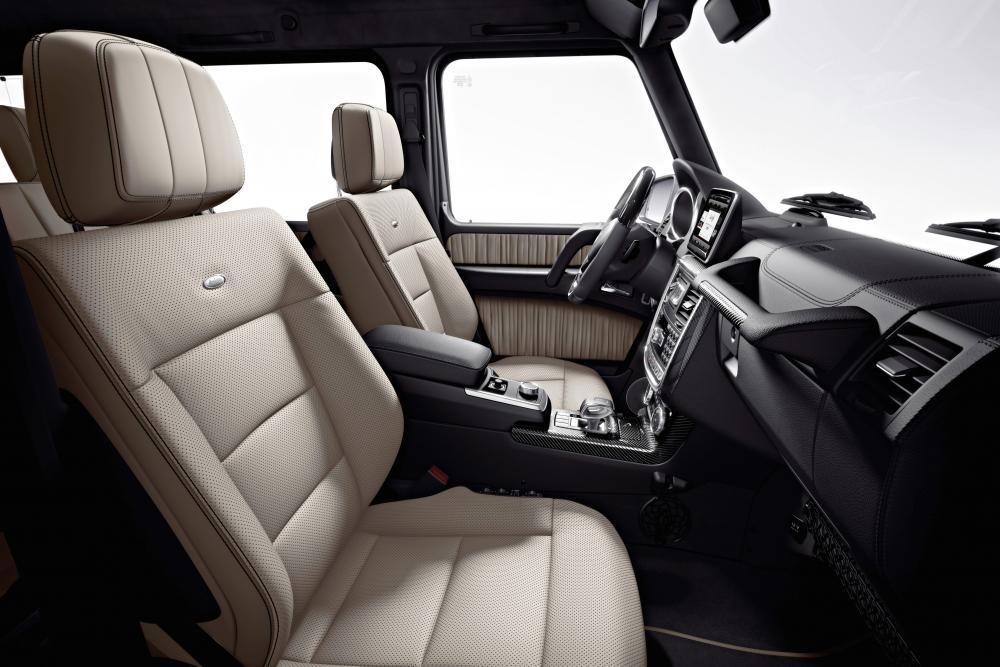 Mercedes-Benz G-Класс W463 [2-й рестайлинг] (2012-2015) Внедорожник 5-дв.