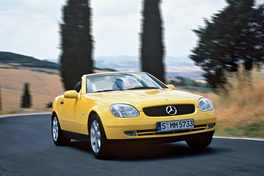 Mercedes-Benz SLK-Класс R170 (1996-2000) Родстер