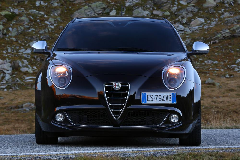 Alfa Romeo MiTo 955 рестайлинг Хетчбэк