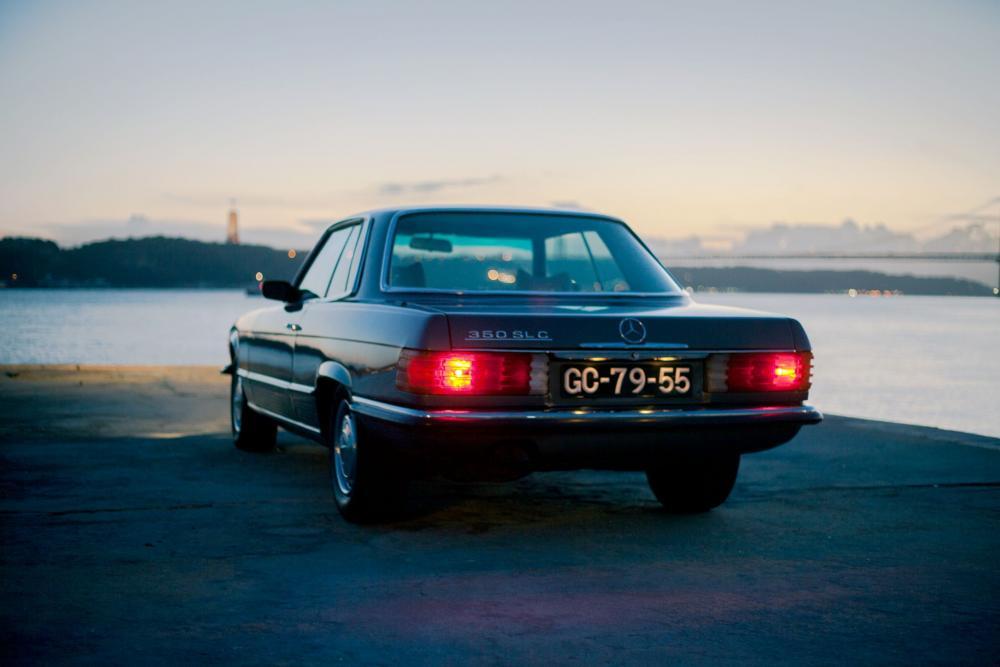Mercedes-Benz SL-Класс C107 Купе