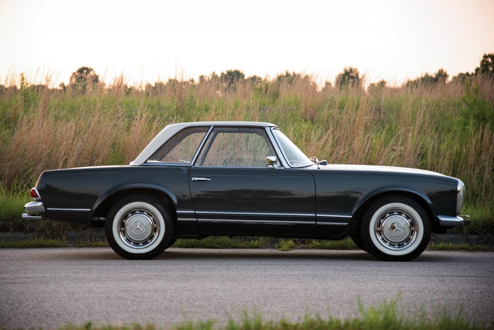 Mercedes-Benz SL-Класс W113 Родстер