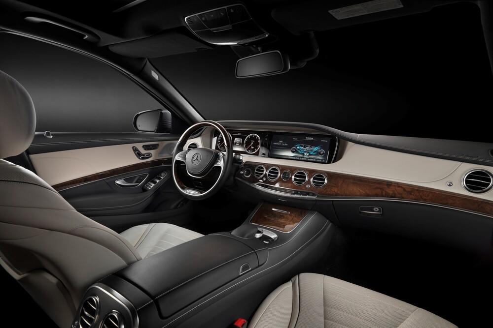 Mercedes-Benz S-Класс W222 (2013-2017) Седан 4-дв.