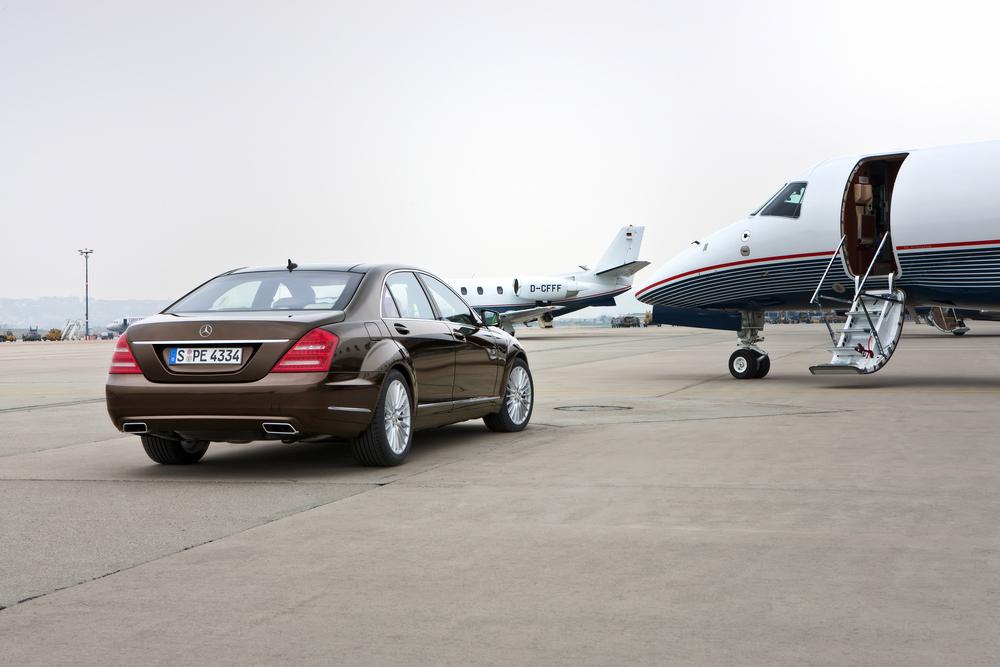 Mercedes-Benz S-Класс W221 [рестайлинг] (2009-2013) Седан 4-дв.