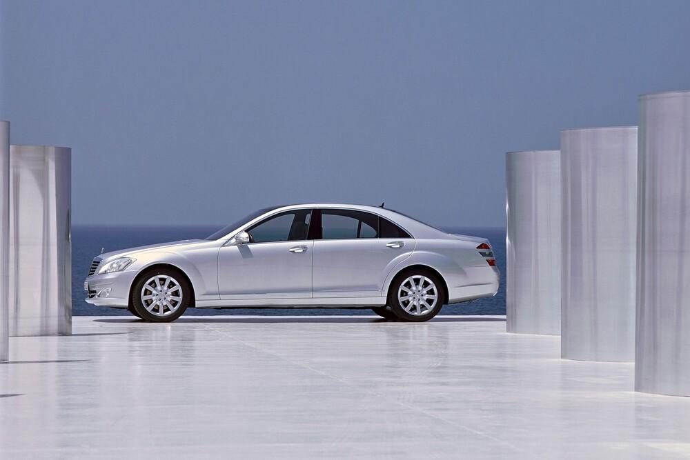 Mercedes-Benz S-Класс W221 (2005-2009) Седан 4-дв.