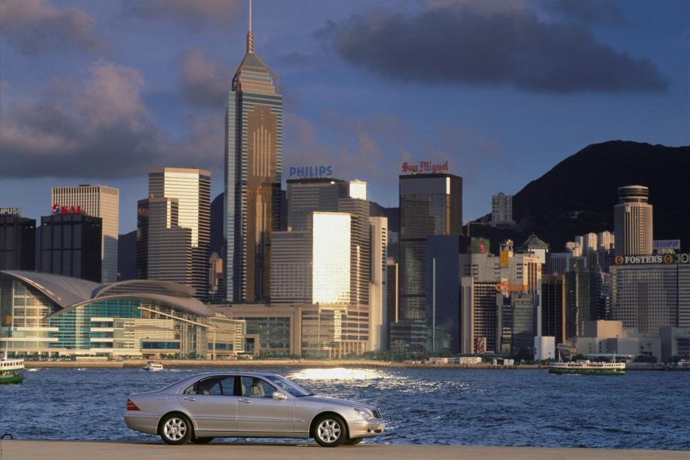 Mercedes-Benz S-Класс W220 (1998-2002) Седан 4-дв.