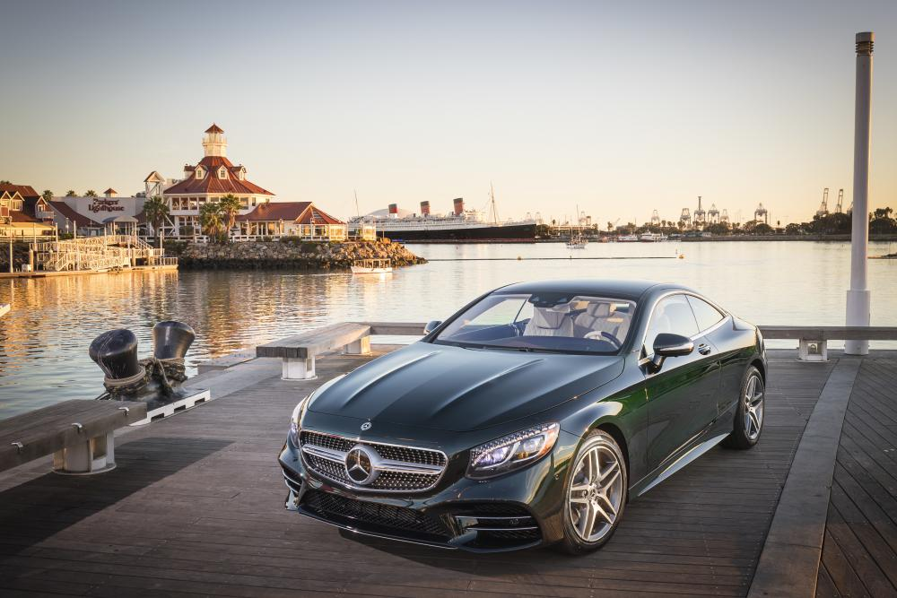 Mercedes-Benz S-Класс C217 [рестайлинг] (2017) Купе 2-дв.