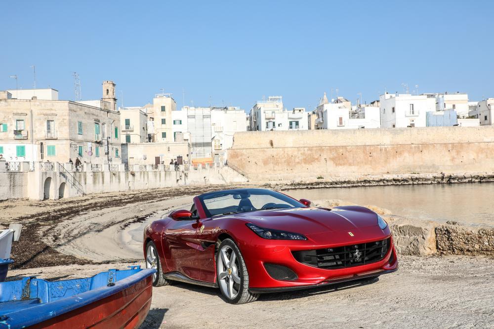 Ferrari Portofino 1 поколение (2017) Кабриолет