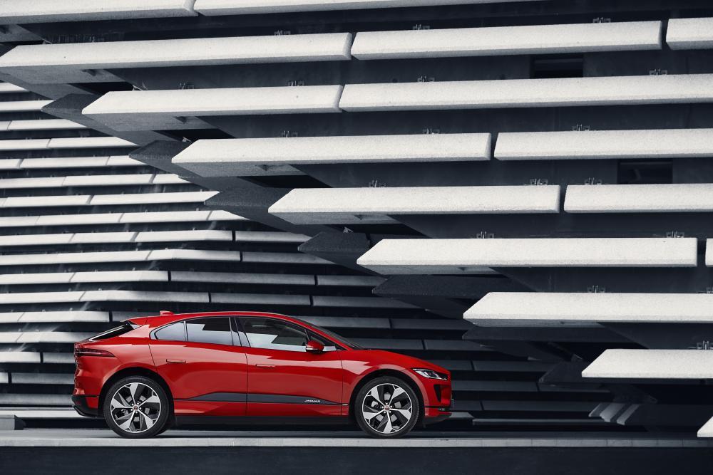 Jaguar I-Pace 1 поколение (2018) Кроссовер
