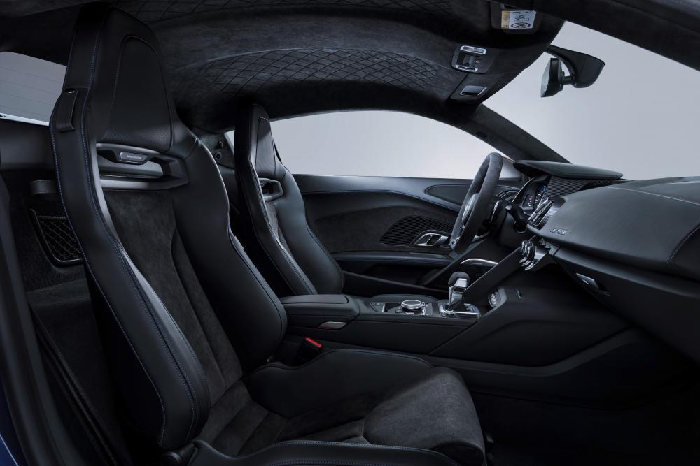 Audi R8 2 поколение [рестайлинг] (2019) Купе интерьер