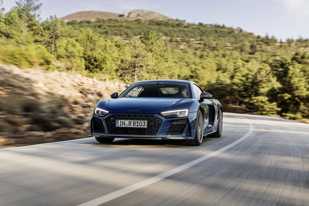 Audi R8 2 поколение [рестайлинг] (2019) Купе