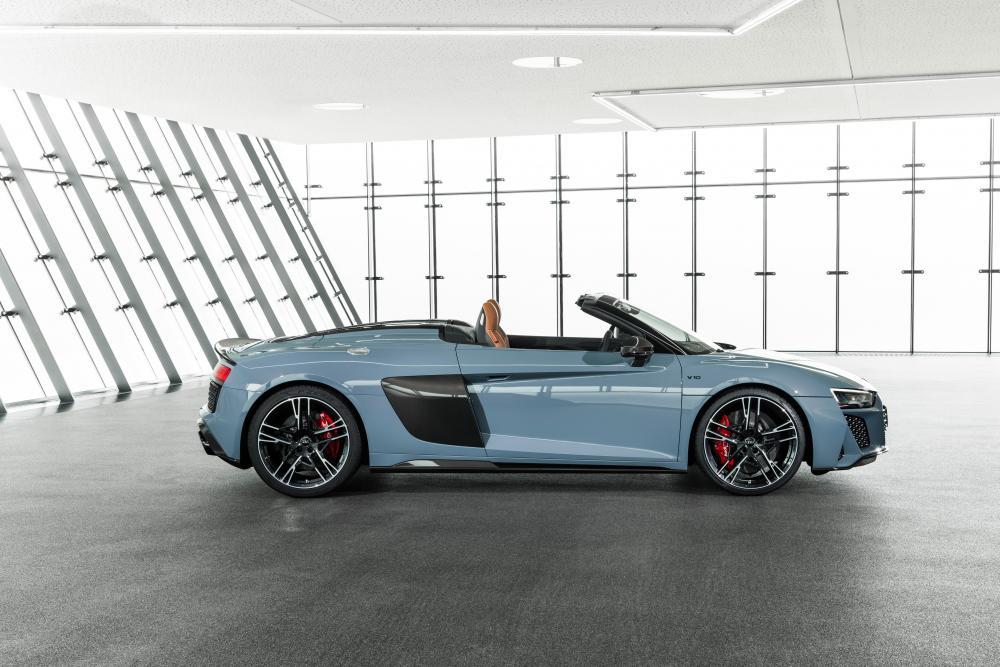 Audi R8 2 поколение [рестайлинг] (2019) Spyder родстер
