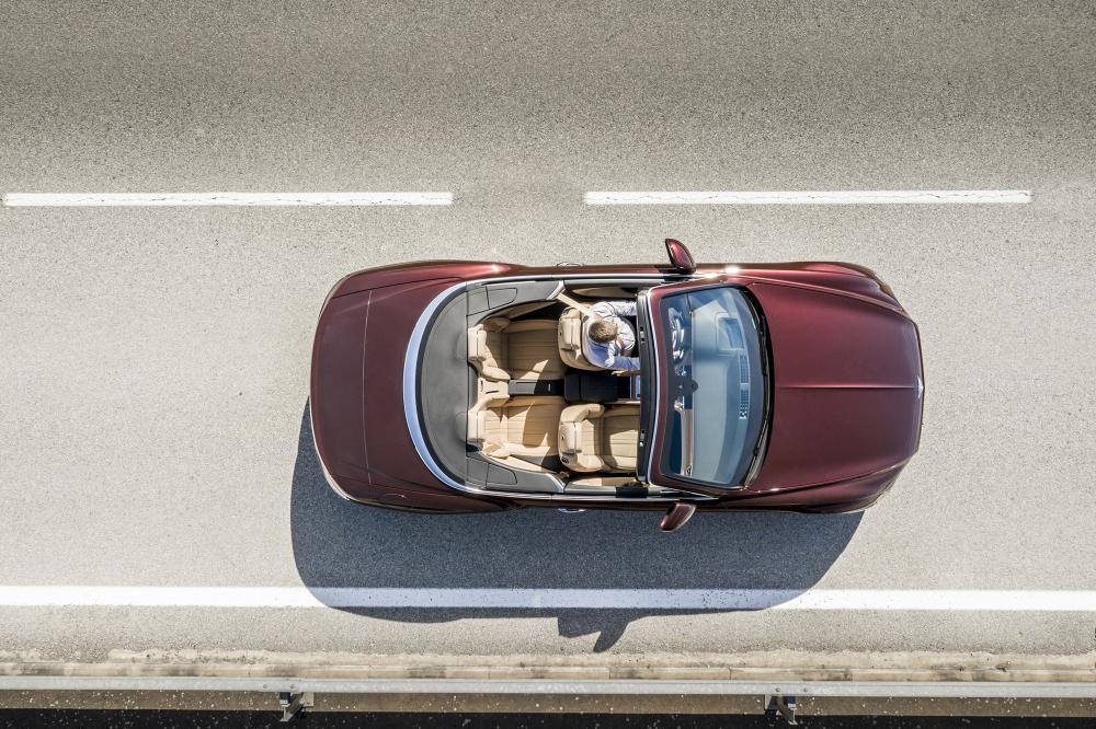 Bentley Continental GT 3 поколение Кабриолет