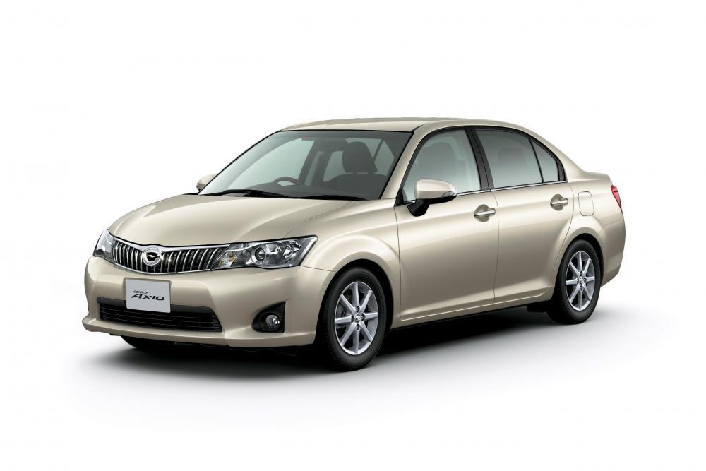 Toyota Corolla E160 (2012-2015) Axio седан 4-дв.