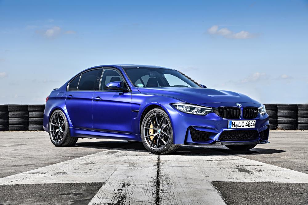 BMW M3 F80 [рестайлинг] (2018) Седан