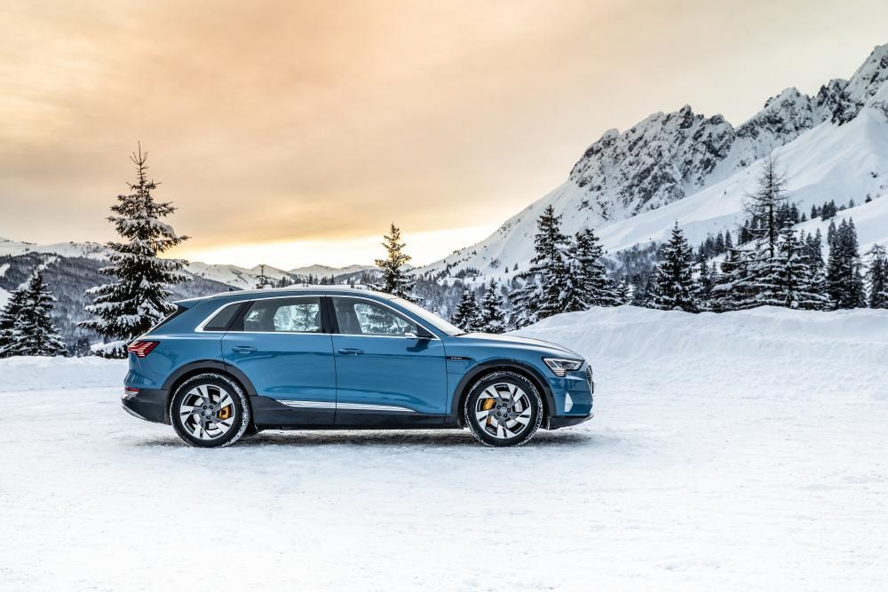 Audi e-tron 1 поколение (2018) Кроссовер