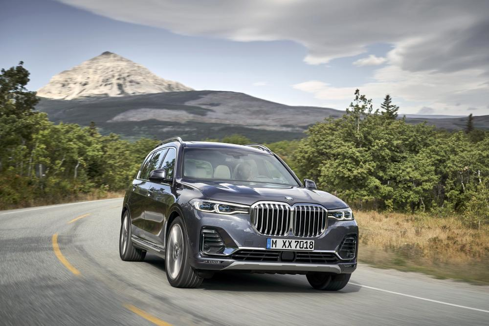 BMW X7 1 поколение G07 (2018) Кроссовер