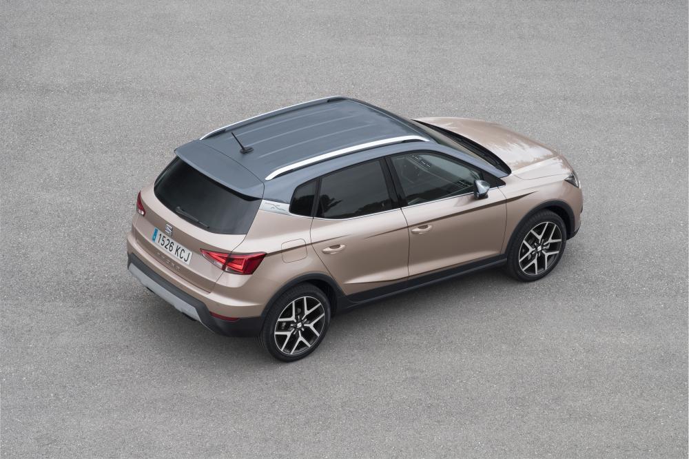 SEAT Arona 1 поколение Кроссовер