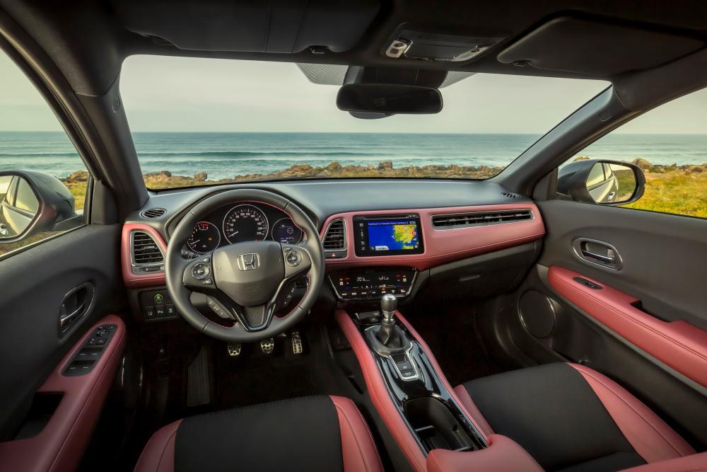 Honda HR-V 2 поколение рестайлинг