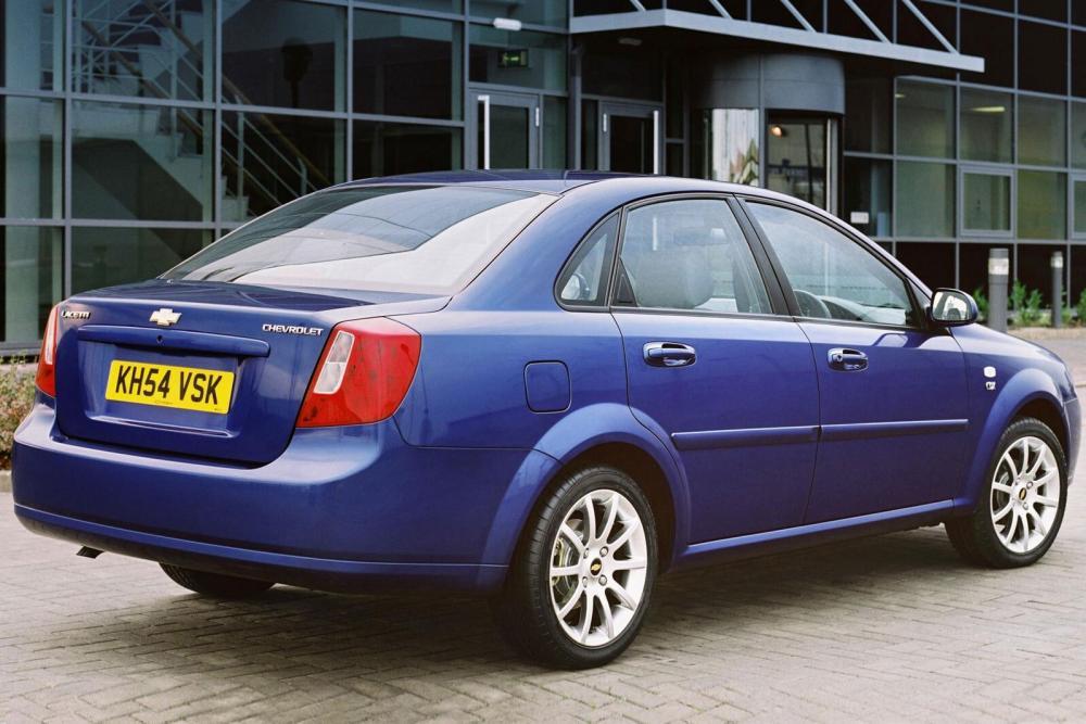 Chevrolet Lacetti 1 поколение (2004-2013) Седан
