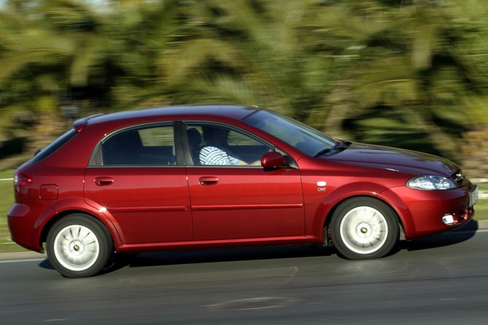 Chevrolet Lacetti 1 поколение (2004-2013) Хетчбэк
