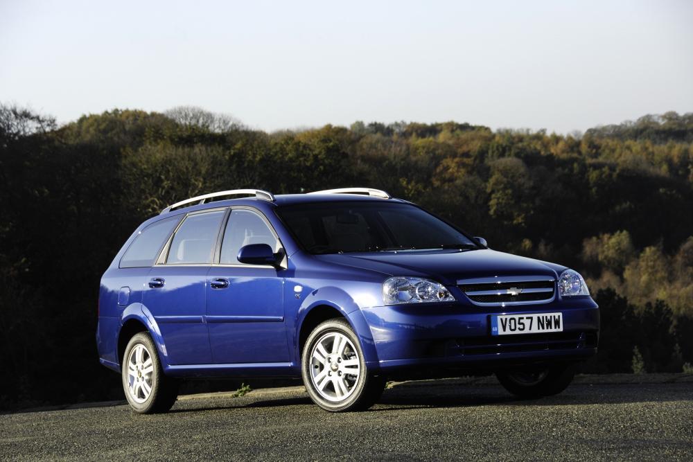 Chevrolet Lacetti 1 поколение (2004-2013) Универсал