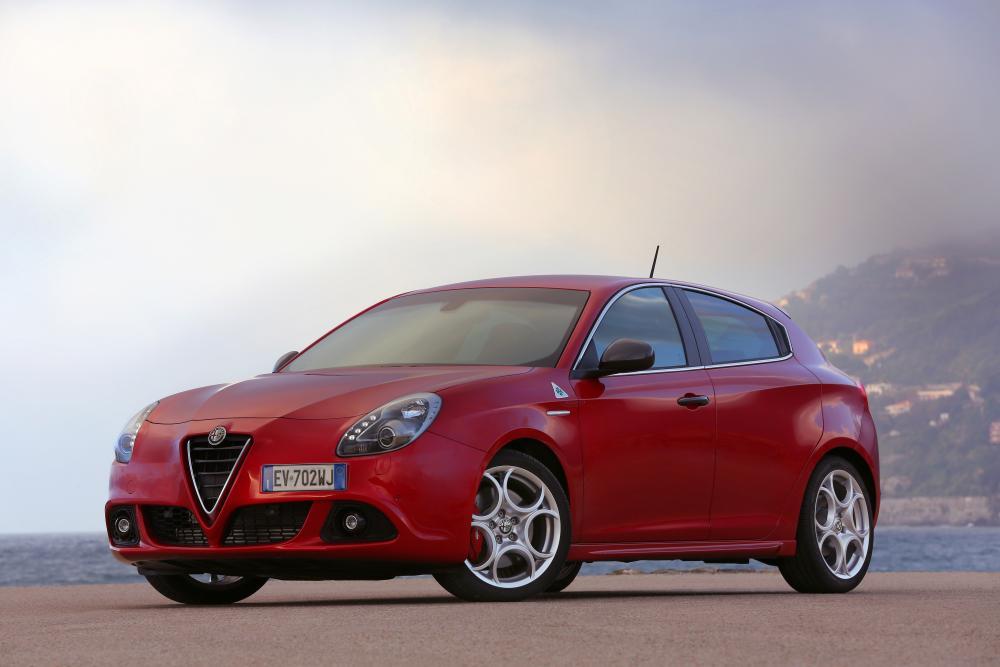 Alfa Romeo Giulietta 940 рестайлинг Хетчбэк