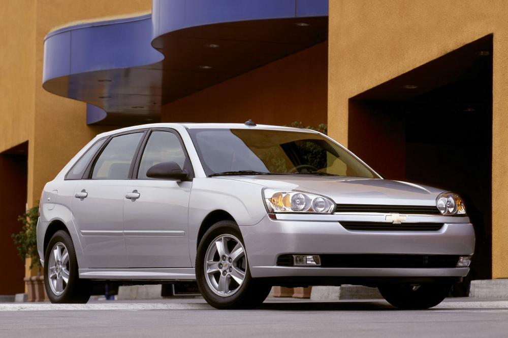 Chevrolet Malibu 3 поколение Maxx универсал