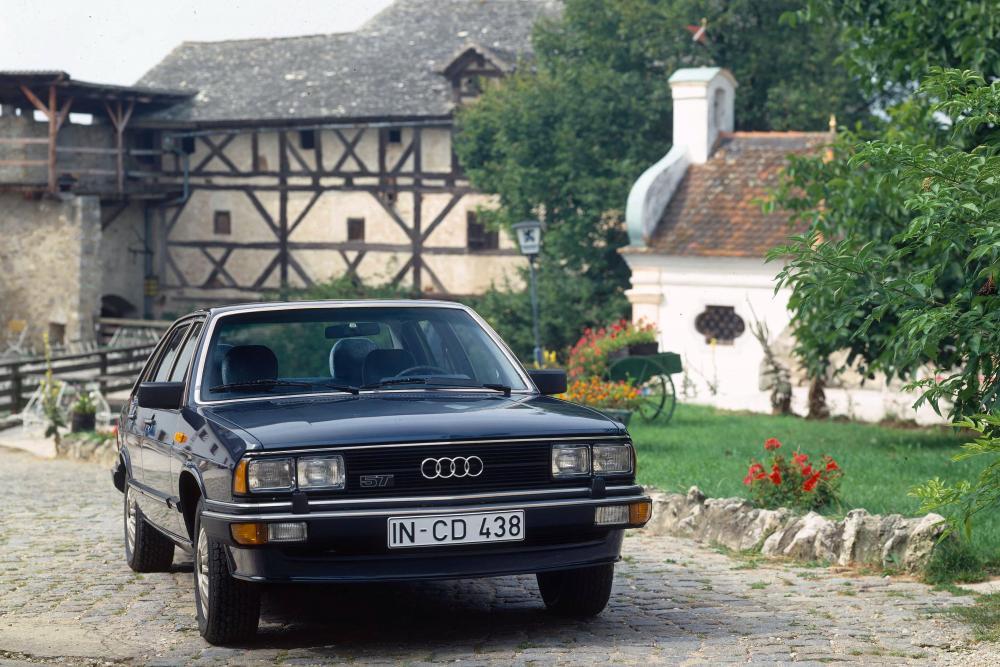 Audi 200 1 поколение C2 (1979-1982) Седан