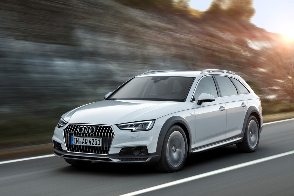 Audi A4 allroad 5 поколение B9 (2016-2019) Универсал 5 дв.
