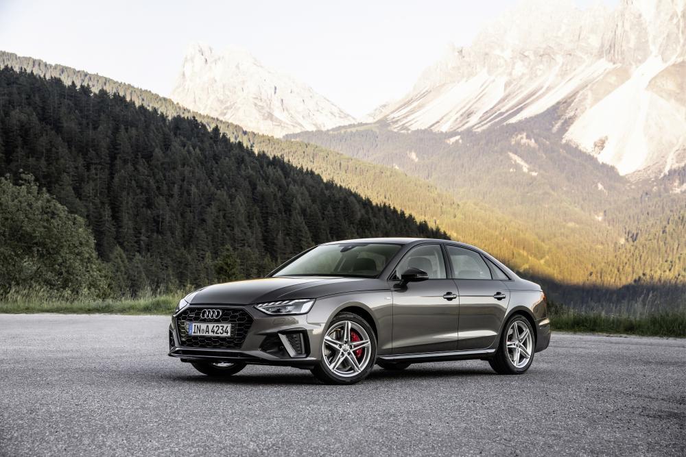 Audi A4 5 поколение B9 (рестайлинг) (2019-) седан